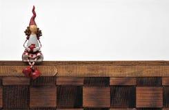 Weinig marionet stock foto