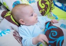 Weinig Meisje van de Baby royalty-vrije stock afbeeldingen