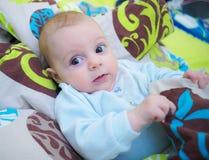 Weinig Meisje van de Baby royalty-vrije stock fotografie