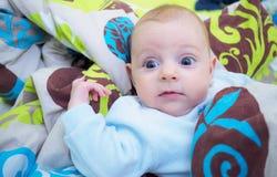 Weinig Meisje van de Baby royalty-vrije stock afbeelding