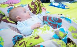 Weinig Meisje van de Baby stock fotografie