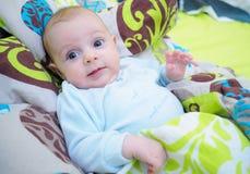 Weinig Meisje van de Baby stock foto