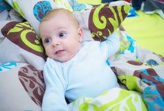 Weinig Meisje van de Baby stock afbeelding