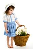 Weinig mooi meisje Royalty-vrije Stock Fotografie