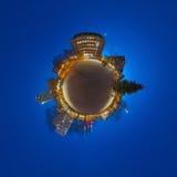 Weinig planeet Hanover Stock Afbeeldingen