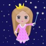 Weinig Prinses Royalty-vrije Stock Afbeeldingen