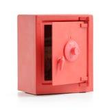 Weinig rode brandkast Stock Afbeeldingen
