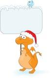 Weinig symbool 2012 van de Draak Stock Afbeeldingen