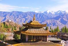 Weinig Tibet Royalty-vrije Stock Foto's