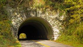 Weinig Tunnel van Zwitserland Royalty-vrije Stock Afbeelding