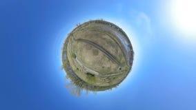 Weinig Uiterst kleine Planeet stock videobeelden