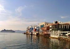 Weinig Venetië Stock Foto