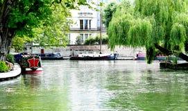 Weinig Venetië in de Zomer Royalty-vrije Stock Foto's