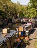 Weinig Venetië in Londen Stock Afbeelding