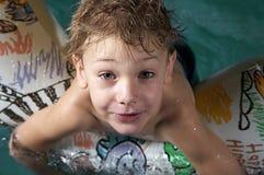 Weinig zwemmer Royalty-vrije Stock Afbeeldingen