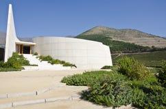 Weinkellerei im Aconcagua-Tal Chile Lizenzfreie Stockfotografie