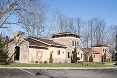 Weinkellerei in Ohio stockfotografie