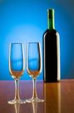 Weinkonzept Stockfotografie
