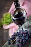 Weinkonzept Lizenzfreies Stockbild