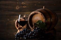 Weinkonzept Stockfoto