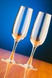 Weinkonzept mit Hintergrund Stockfotos