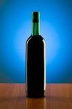 Weinkonzept mit Hintergrund Lizenzfreie Stockfotografie