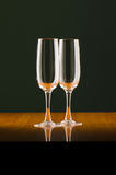 Weinkonzept mit Steigung Lizenzfreie Stockfotografie
