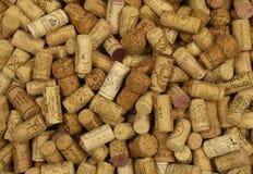 Weinkorken Stockfotografie
