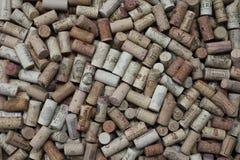 Weinkorken Stockfoto