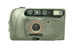 Weinlese 35 Millimeter-Filmkamera Stockfotos