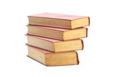 Weinlese-alte Bücher Lizenzfreie Stockfotos