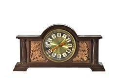 Weinlese, alte Uhr der Antike lokalisiert Stockfoto