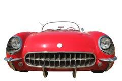 Weinlese-amerikanische Autosiebziger jahre Lizenzfreie Stockfotografie