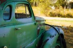 Weinlese-Auto Lizenzfreies Stockbild