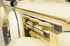 Weinlese-Auto-Entlüftungsöffnungs-Detail Lizenzfreie Stockfotografie