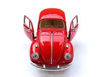 Weinlese-Auto-Frontseite Lizenzfreies Stockbild