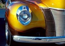 Weinlese-Automobil Stockfotografie
