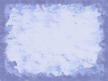 Weinlese-Blau-Hintergrund Lizenzfreie Stockfotografie