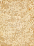 Weinlese-Blumen-Abdruck stockbild