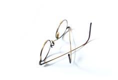 Weinlese-Brillen stockfotos