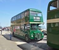 Weinlese-Bus Lizenzfreie Stockfotos