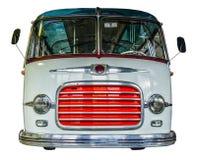 Weinlese-Bus Stockfotos