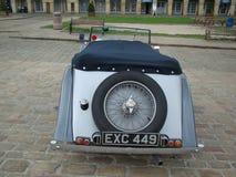 Weinlese-Car Show Lizenzfreies Stockbild