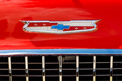 Weinlese-Chevrolet-Automobil Stockfotos