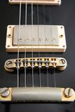 Weinlese-elektrische Gitarre - Ton der alten Tage Stockbilder