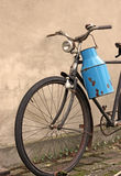 Weinlese-Fahrrad Lizenzfreie Stockbilder