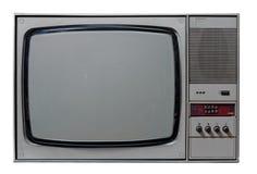 Weinlese Fernsehapparat Lizenzfreies Stockbild