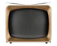 Weinlese-Fernsehapparat Lizenzfreie Stockbilder