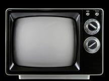 Weinlese-Fernsehen Lizenzfreies Stockbild