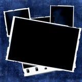 Weinlese-Film Grunge stock abbildung